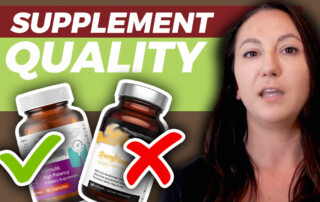 Why it's Important to Know Your Supplement Quality